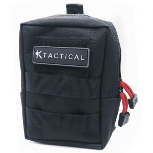 Tactical Molle Pouch Admin Utility Medical Battle Belt Military Black Small Bag