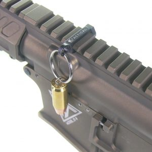 airsoft Key Chain and Mount