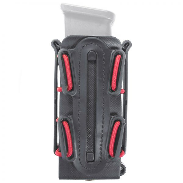Tactical PIstol 9mm, 45acp Magazine Pouch Soft Shell Molle System Scorpion Mag
