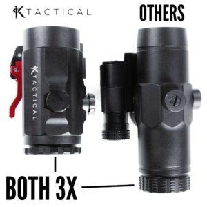 KTactical 3X Magnifier Optic Anime K Tech 7-min
